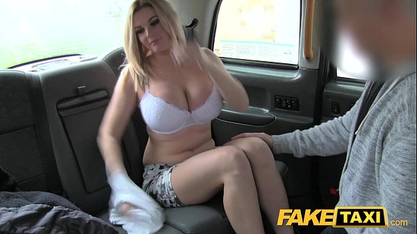 I fuck my busty stepdaughter in the cab without her mother knowing