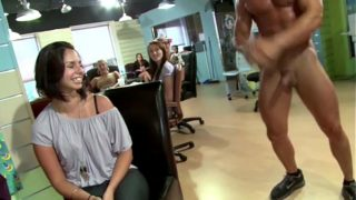 Bachelorette party ends in a hot blowjob