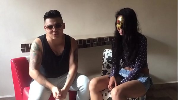 The chaparro with jaqueline in his porn canting